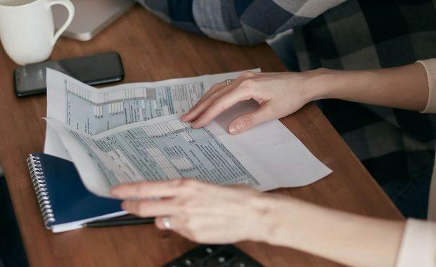 rozliczenie podatku - kalkulacja