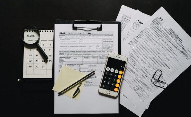 kalkulator, podatek rozliczenia